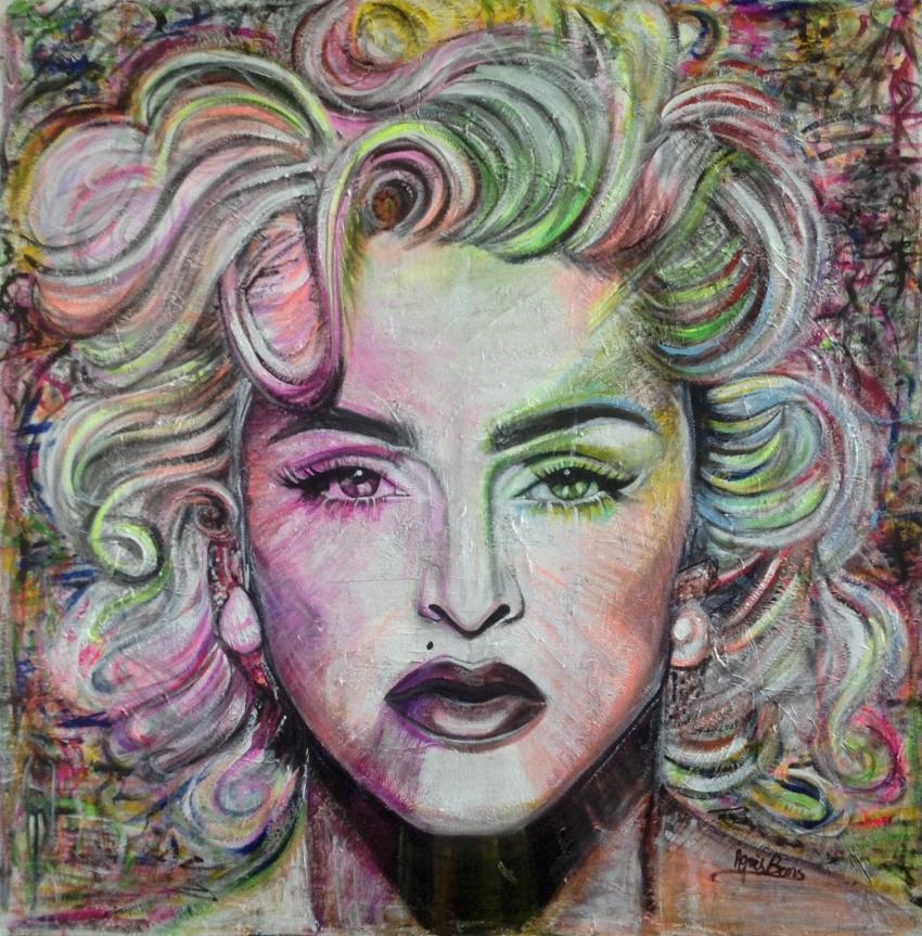 Madonna por allllicia